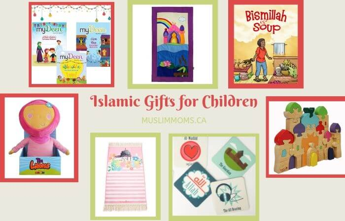 Islamic Toys and Books – Eid Gifts for Children from Canada