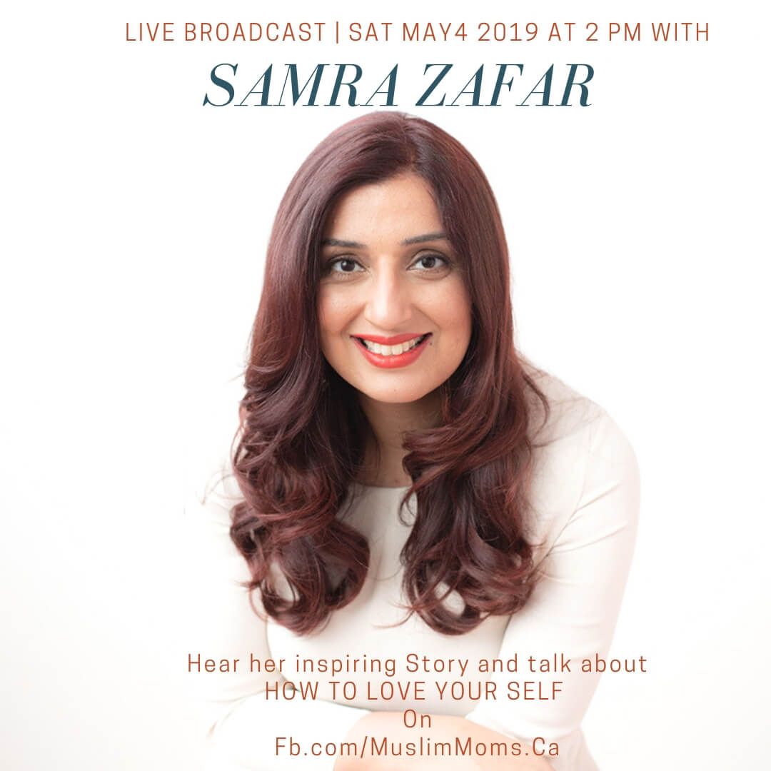 "Live Broadcast with Samra Zafar – Author of ""A Good Wife"""