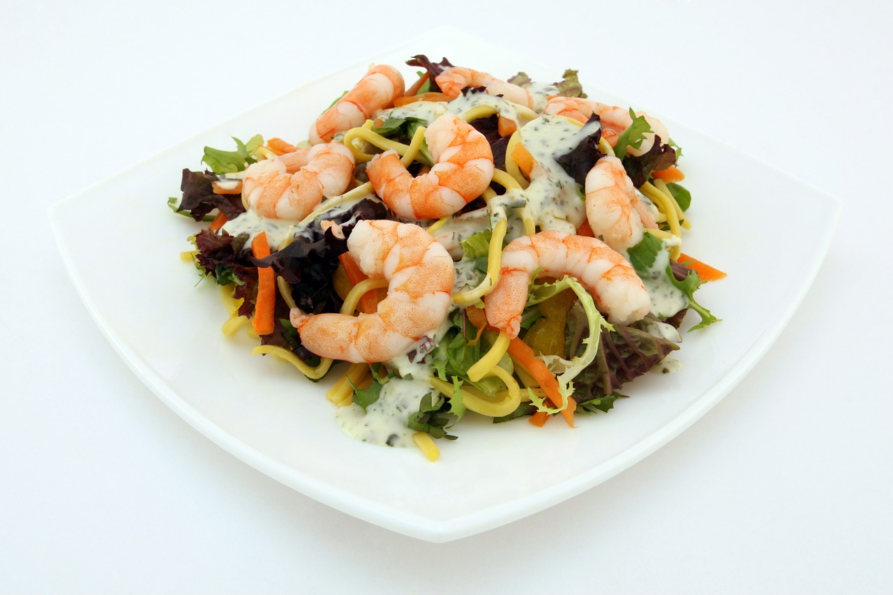 Recipe of the Week: Shrimp In Healthy Green Curry