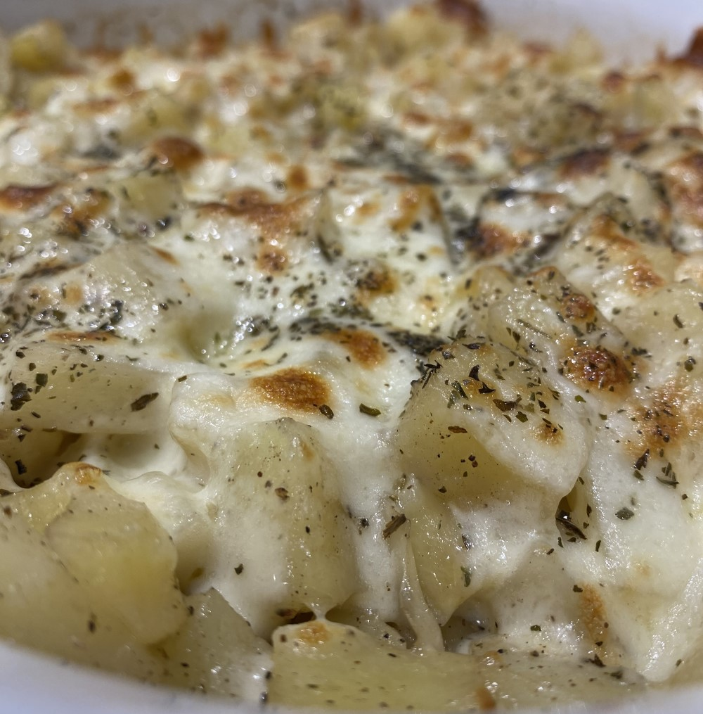 Recipe of the Week: Cheesy Potatoes