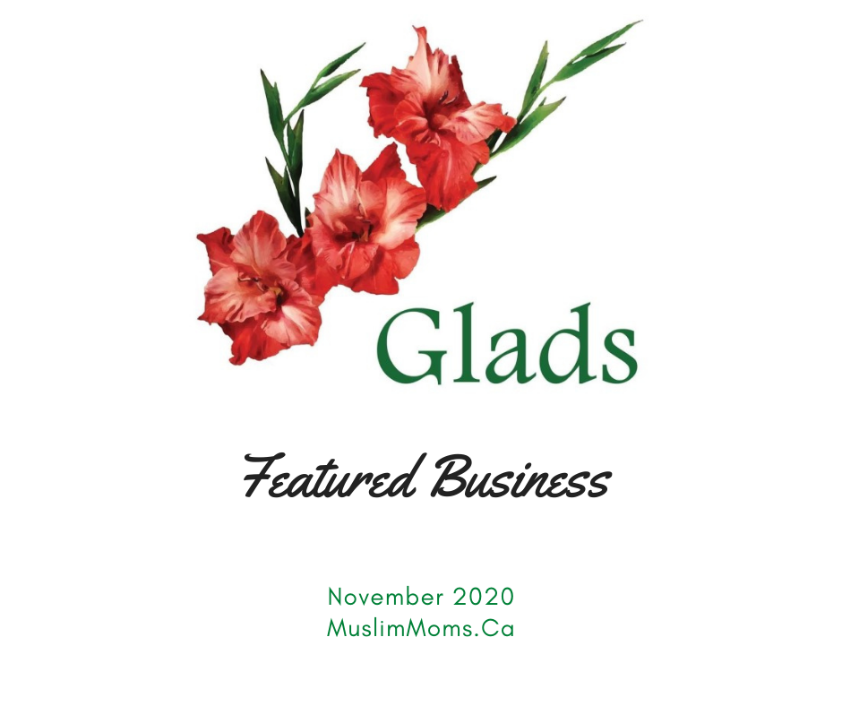 Featured Business- Glads