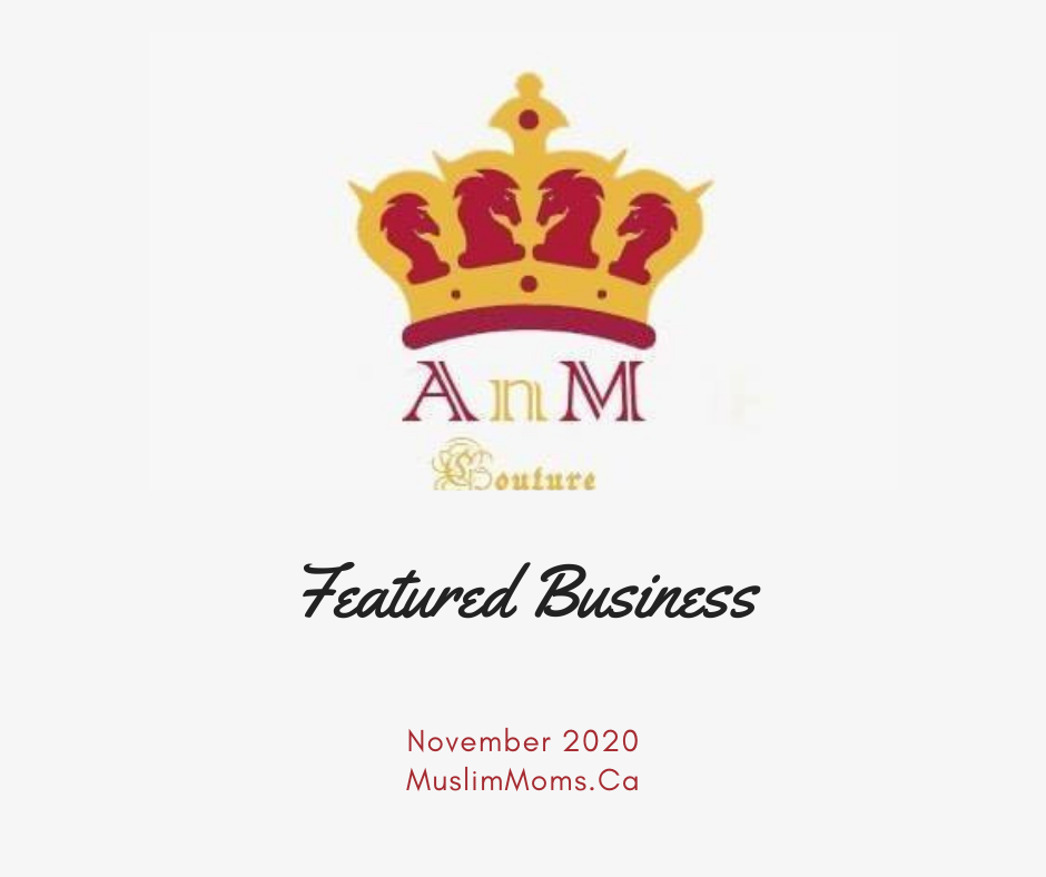 Featured Business- AnM Couture