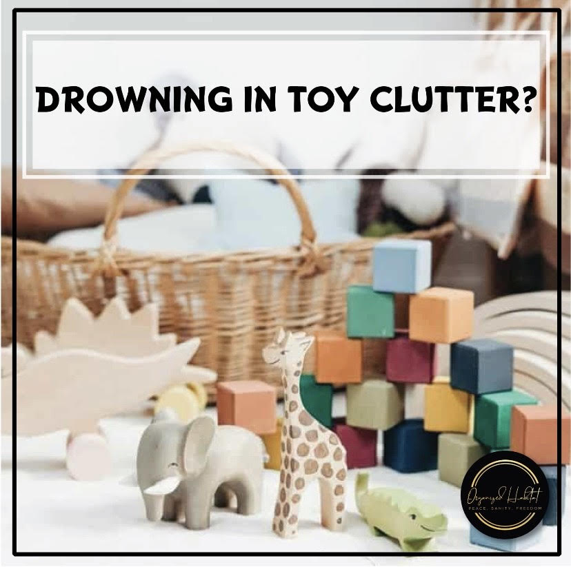 7 Ways to Reduce Toy Clutter in Your Home