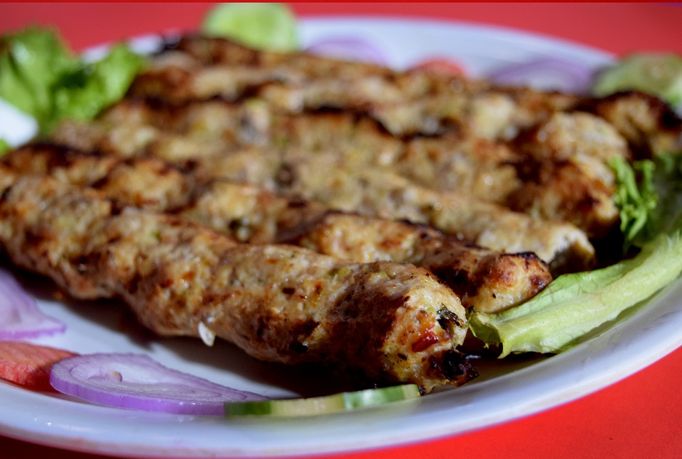 Recipe of the Week: Chicken Cheese Kababs