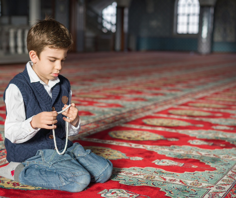5 Ways to Make Your Children Steadfast in Prayers