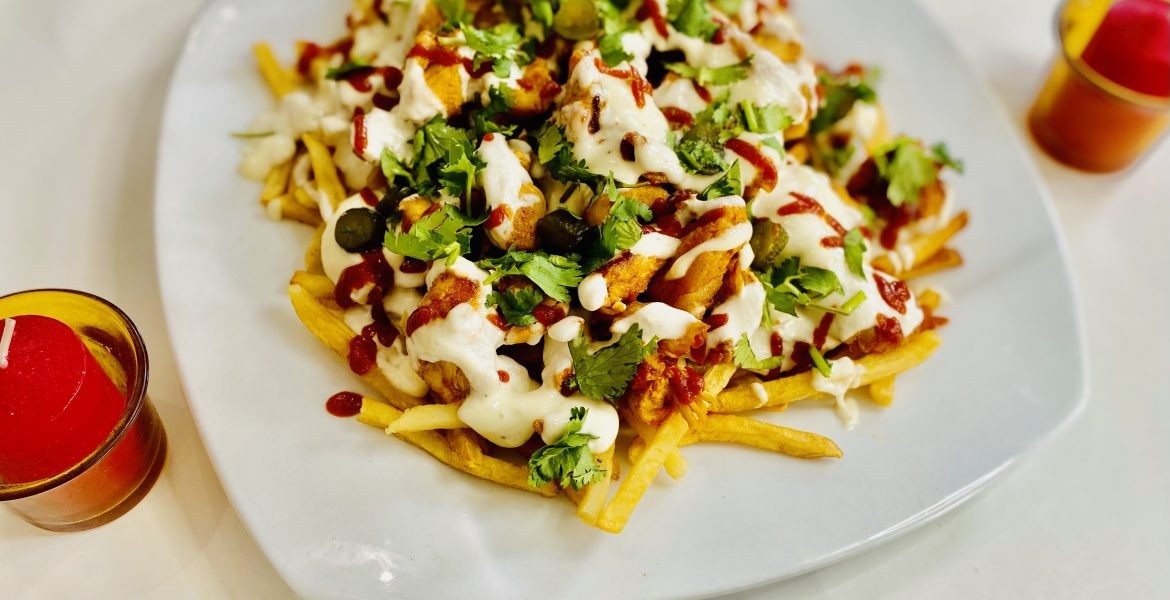 Recipe of the Week: Shawarma Poutine Platter