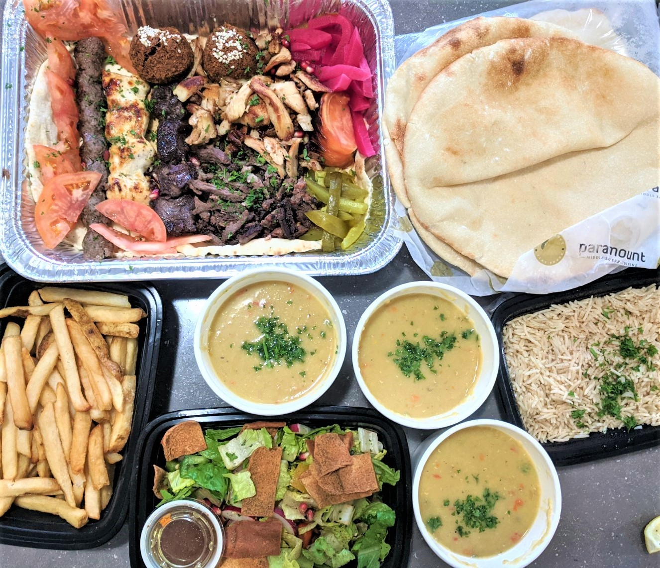 Restaurant Review: Iftar Platters at Paramount Fine Foods