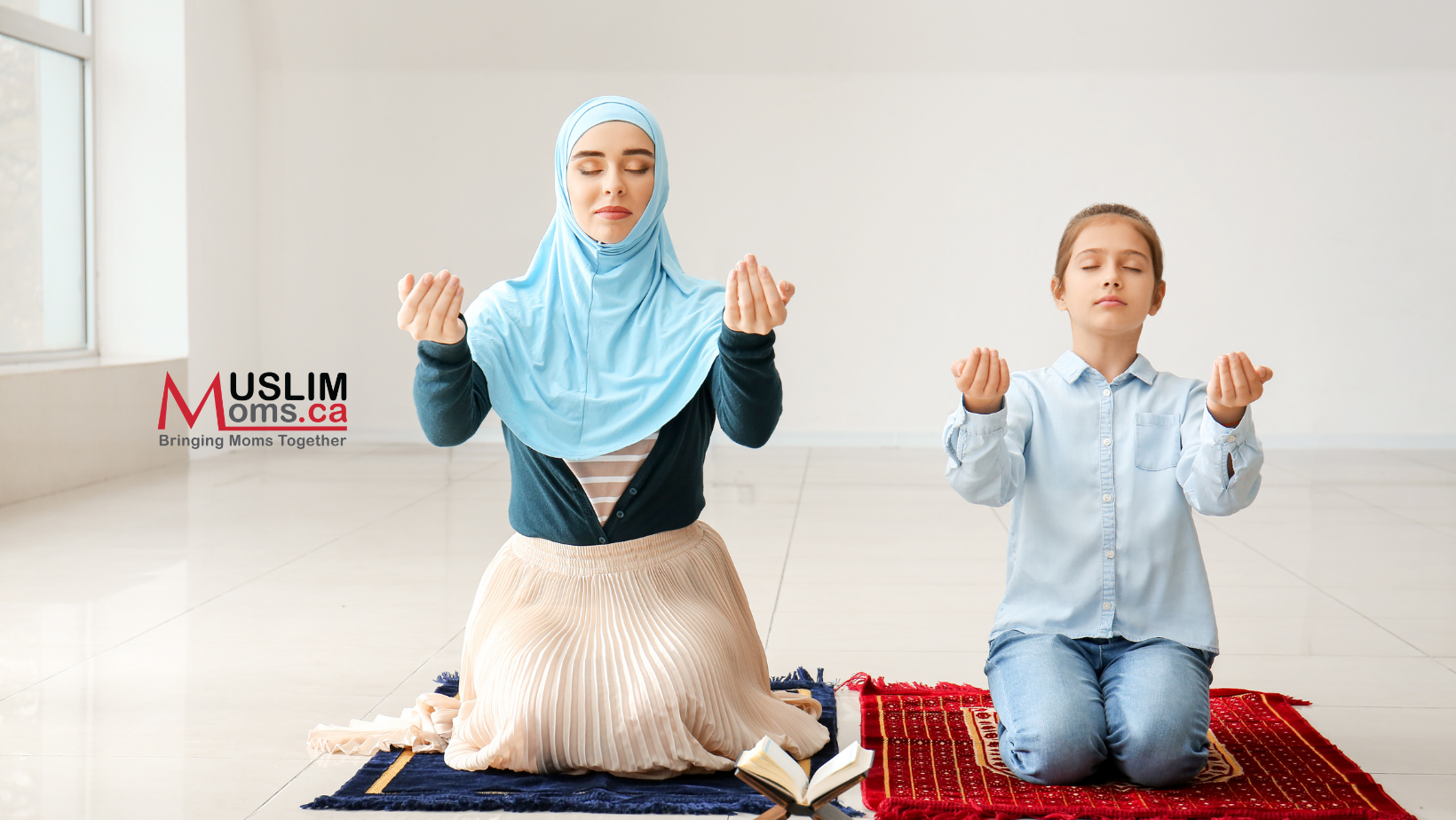 Simplifying Worship for Children During Ramadan and Beyond