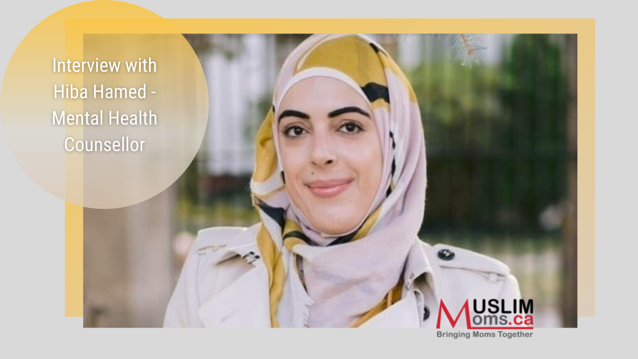 An Interview with Hiba Hamed  about Mental Health
