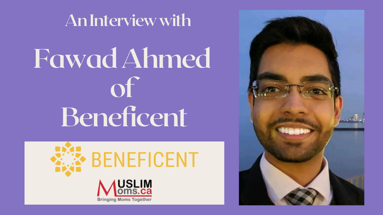 An Interview with Fawad Ahmed of Beneficent